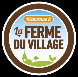 Logo magasin la ferme du village près de Caen