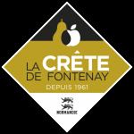 Logo la crête de Fontenay producteur de fruits pommes poires prêt de Caen