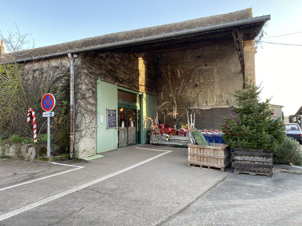 Magasin la grande ferme prêt de Caen